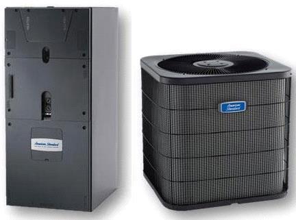 American Standard 4a7a4030l1000a Tam7a0b30h21sb Heating